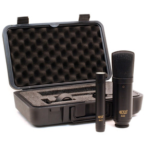 Mxl 440/441 Kit De Microfones Condensadores Profissional