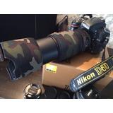 Camara Nikon D610 Con Kit De Dos Lentes