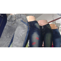 Jeans Para Damas Elastisados Venta X Mayor X Docena