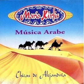 Cd Mario Kirlis - Chicas De Alejandria - Original / Nuevo.-