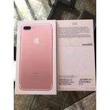 Nuevo Apple Iphone 7 Plus Gold