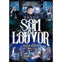 Dvd Som E Louvor - Dupla Honra- Ao Vivo [original]