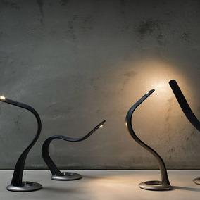 Lampara De Buro Escritorio Mesa Led De Diseño Flexible Birot