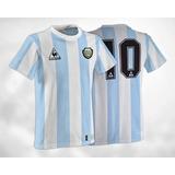 Camiseta Seleccion Argentina Le Coq Mundial