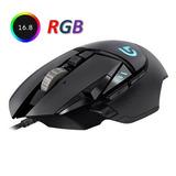 Mouse Logitech G502 Proteus Spectrum 12000 Dpi Gamer