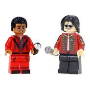 Bloco De Montar Michael Jackson Thriller Beat It