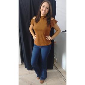 Calça Flare By Unna Jeans