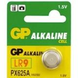 Bateria Px625 1,5v Lr9 Gp Alcalina Câmeras Fotográficas