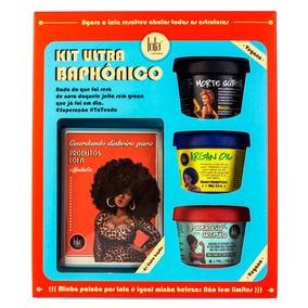 Kit Ultra Baphônico Lola Cosmetics - Máscaras De Tratamento