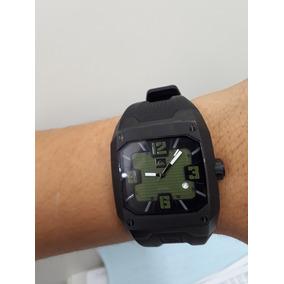 Relogio Quiksilver Caius Pu Preto - Relógios no Mercado Livre Brasil 76ad8962d2