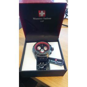 Reloj Montre Suisse Vip Nuevo