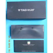 Tag Heuer Estuche Original P/lentes C/caja Ext. Oftalmicos