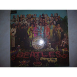 Vinyl Disc The Beatles Sargento Peppers