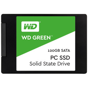 Ssd 120gb Western Digital Wd Green Sata 2,5 Pol 7mm