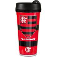 Copo Térmico 500 Ml Time Flamengo Pro Tork