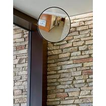Espejo De Seguridad Convexo De Vidrio De 26 Pulgada Interior