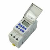 Timer Temporizador Digital Programable Riel 12v Hidroponia
