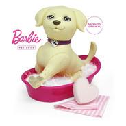 Cachorro Pet Shop Da Barbie Taff Honey Banho Banheira Pupee