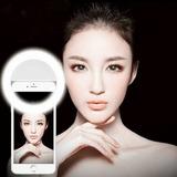 Aro De Luz Led Para Selfies Celular Selfie Ring Light