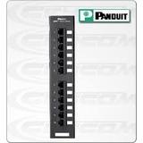 Patch Panel Mini Com 24 Puertos - Panduit Cp24bly Cat6a