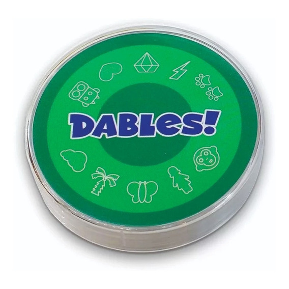 Dables! - Juego De Mesa - Dobble - Spot It Oferta Palermo