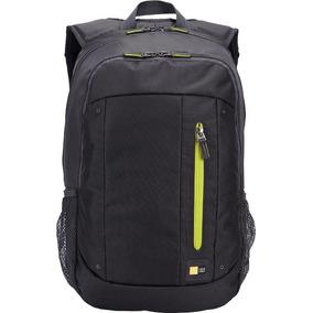 Mochila Case Logic Wmbp-115.16 Cinza Para Notebooks Até 15.