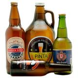 100 Etiquetas Cerveza Premium Autoadhesiva 330 Ml Botella
