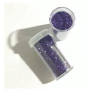 Gibre Purpurina Maquillaje Titi Tubo 8cc Violeta
