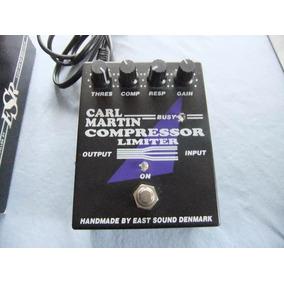 Carl Martin, Compressor Limiter 110v