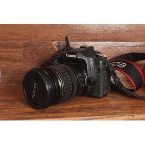 Canon 50d Lente 28-135mm Is Usm 15,1 Mp