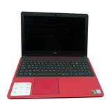 Laptop Dell 7559 Core I7 3.5ghz Ram 16g Ssd 240 Nvidia 960m