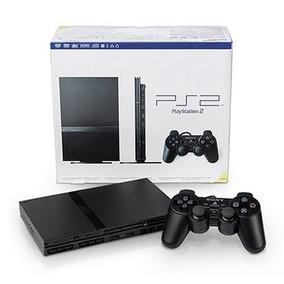 Consola Playstation 2 Negra