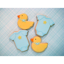 Bautizo, Baby Shower Galletas Decoradas Profesionalmente 12