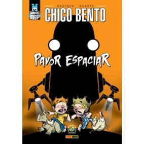 Graphic Msp Nº3 - Chico Bento - Pavor Espaciar. 2013.