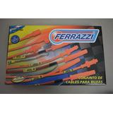 Cables Bujia Ferrazzi Competicion 9mm Fiat Palio-siena 1.6