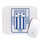 Mouse Pad Insignia Alianza Lima (d0169 Boleto Store)