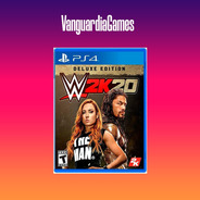 Wwe 2k20 Deluxe Ps4 Digital