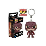 Pocket Pop Keychain Llavero The Flash Dc Comics Funko