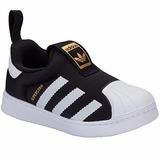 Zapatillas Adidas Original Superstar 360 Niños Bebes Bb2516