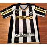Camisa Do Botafogo Do Jofo - Futebol no Mercado Livre Brasil a075468910594