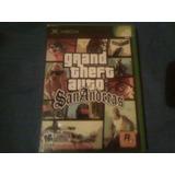 1 Edición Xbox Clasico Grand Theft Auto San Andres
