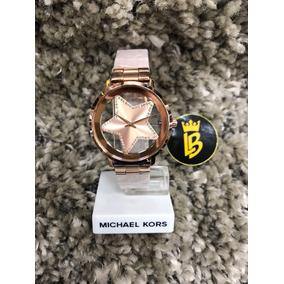 Michael Kors Mk3816 Rose, Estrela Transparente 100% Original. R  846. 12x R   70 sem juros 0789aabc61