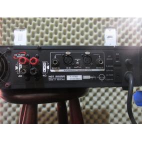 Amplificador Hot Sound - Potência