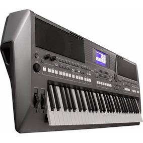 Teclado Yamaha Psr S670 Nf Garantia1ano Psrs670 Fretegrátis