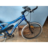 Bicicleta Turbo Tygra, Maquinaria Y Frenos Shimano Rodada 24