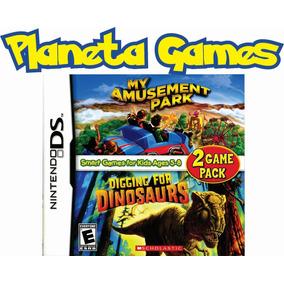 Pack Juegos Nintendo Ds Dsi 3ds Fisicos Caja Cerrada