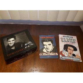 Elvis Presley Conjunto Xícaras Cafézinho + 2 Livros