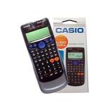 Calculadora Cientifica Casio Fx-82es Original 252 Func Svb2