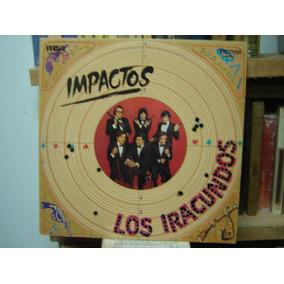 Los Iracundos - Impactos - Vinilo Lp