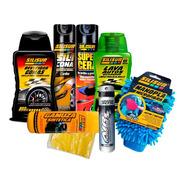 Super Kit Lavado Premium Auto 7 Productos